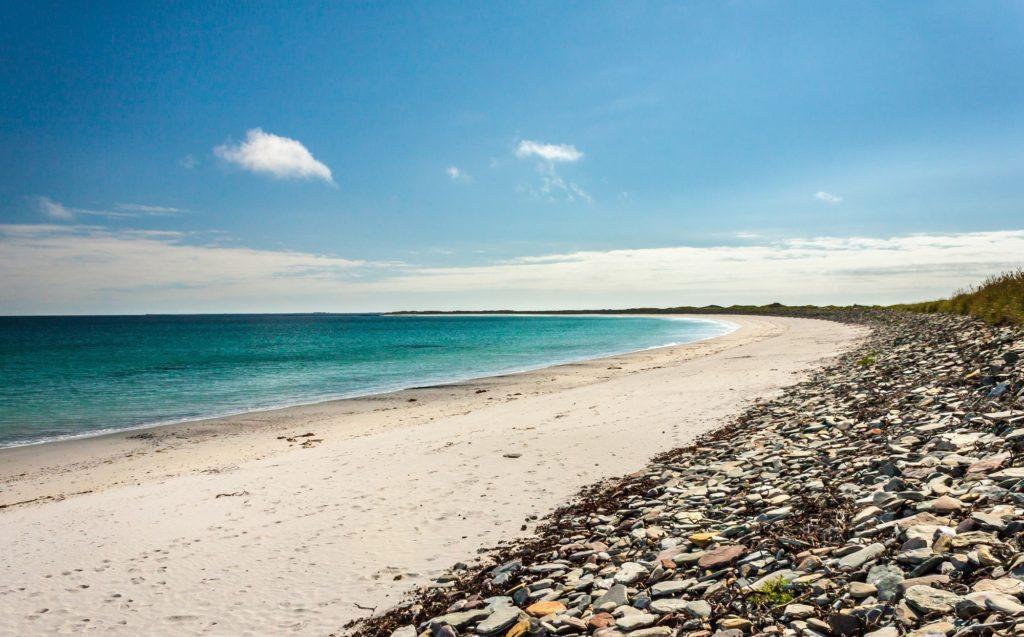 British beaches Whitemill Beach