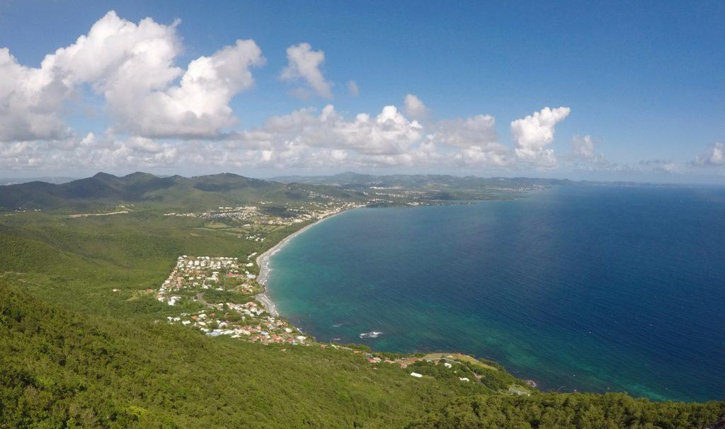 St Lucia, Dominica and Martinique: Le Diamant, Martinique © Teddy Charti