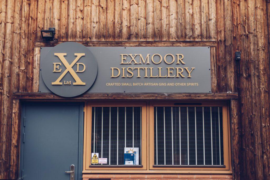 Exmoor Distillery, home of Northmoor Gin
