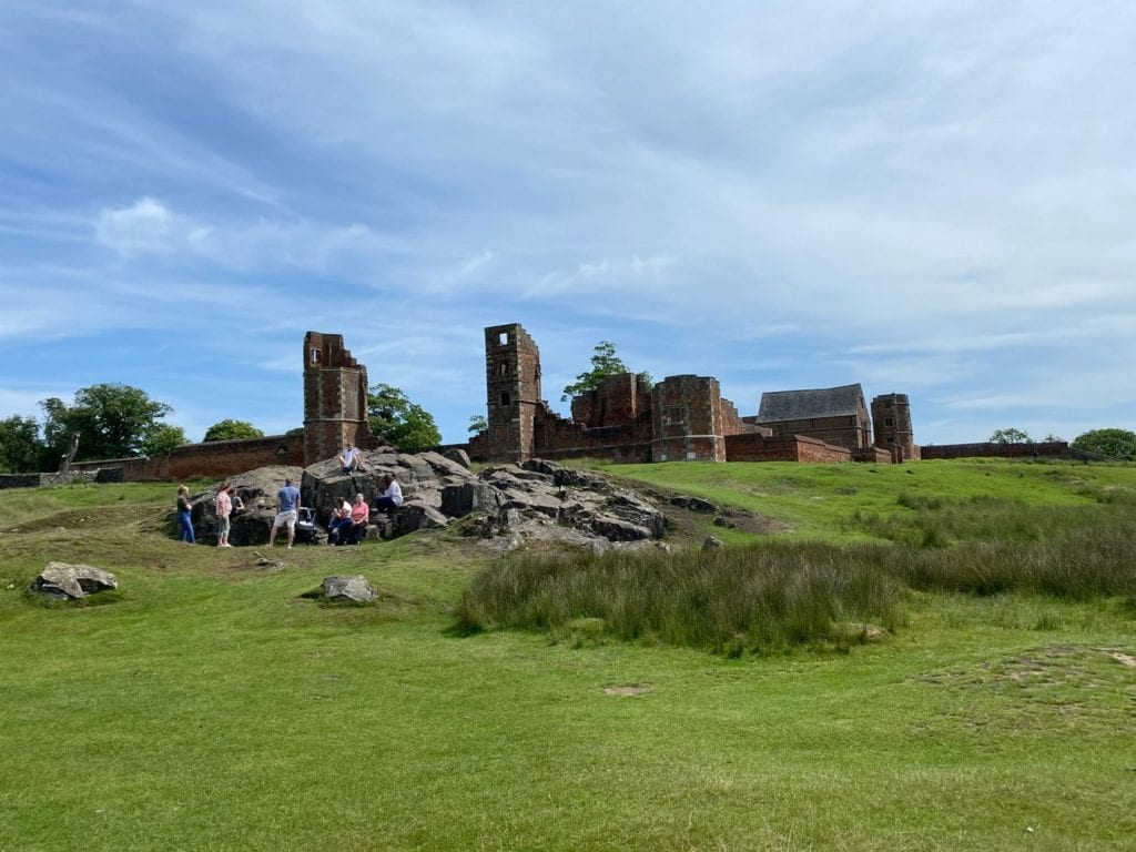 Bradgate House Leicestershire Round