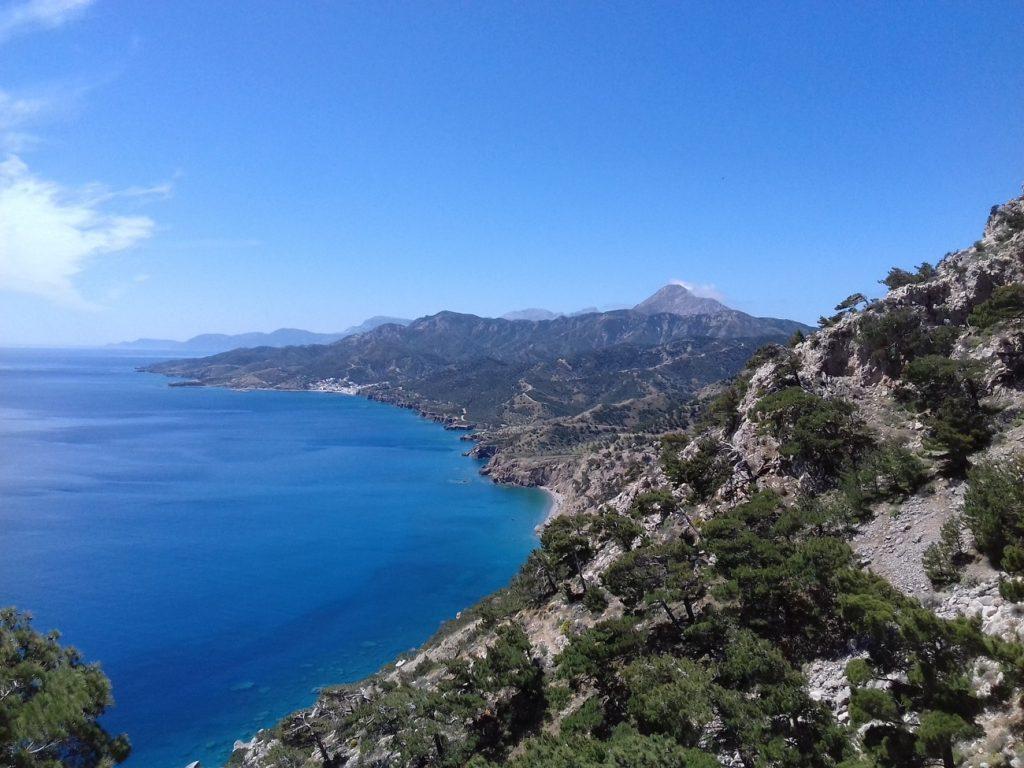 Karpathos Dodecanese Wild Abandon