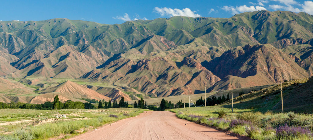 """""""The Most Beautiful Country in the World"""": Kyrgyzstan's natural splendour"""