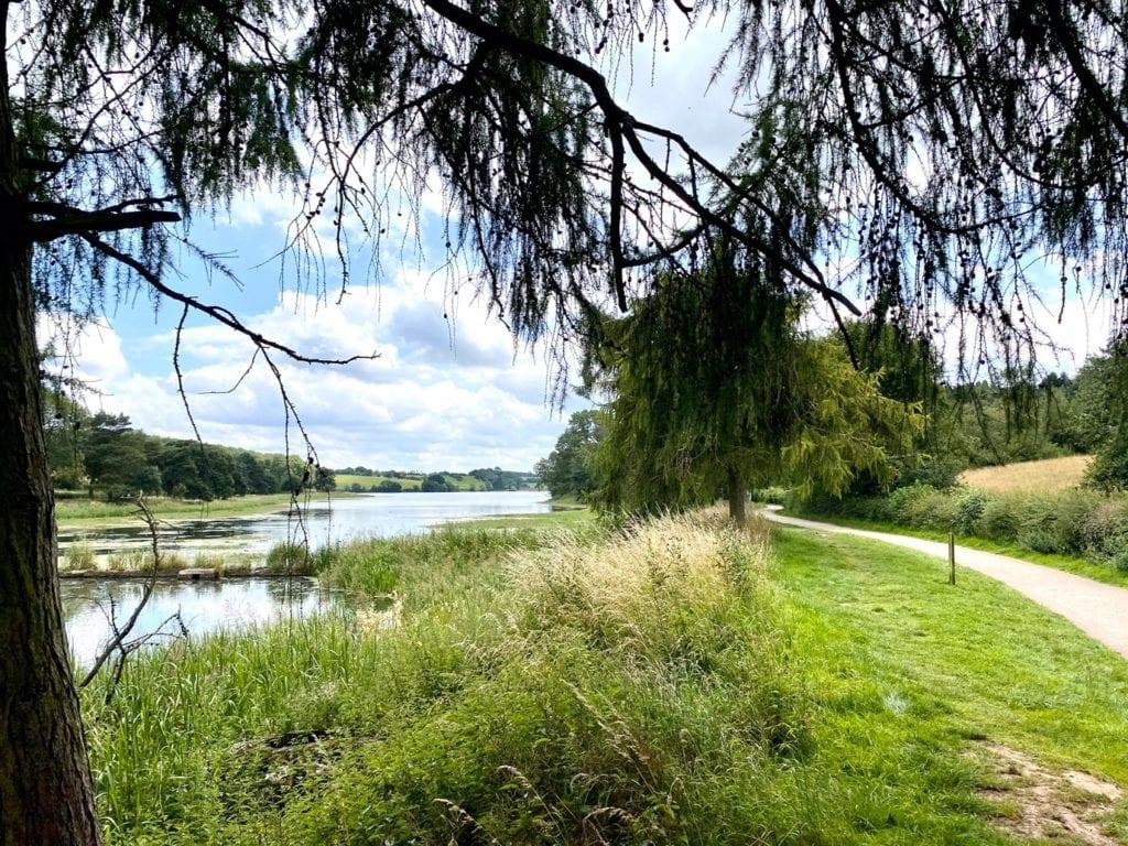 Thonrton Reservoir Leicestershire Round