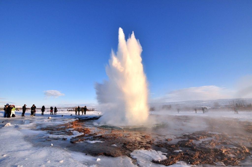 Strokkur, Iceland by Wojtek Chmielewski, Shutterstock Reykjavik natural attractions