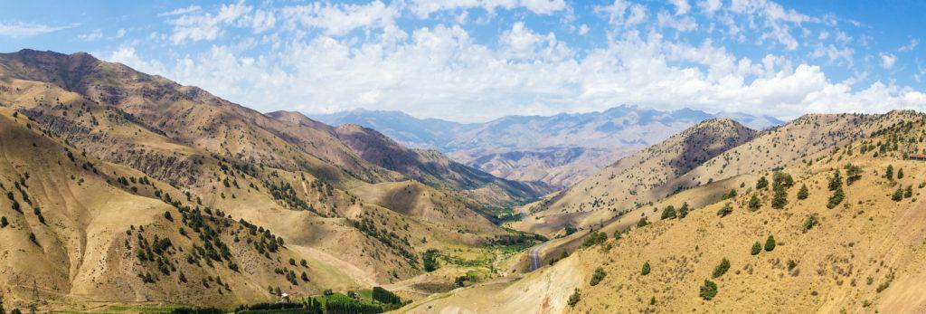 Fergana Valley Uzbekistan by Aleksandr Sadkov Shutterstock