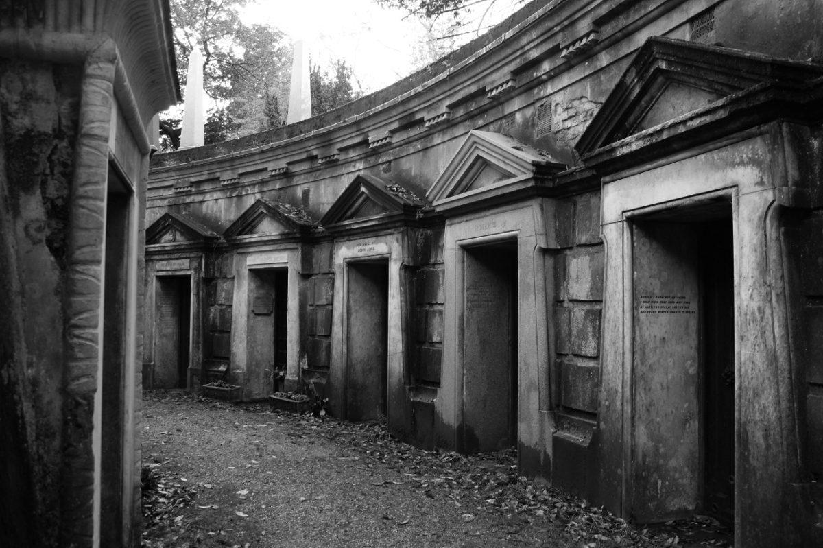 Highgate Cemetery London © Heritage Daily, Wikimedia Commons