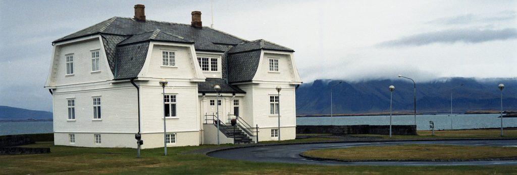 Höfði House Iceland creepiest destinations in the world