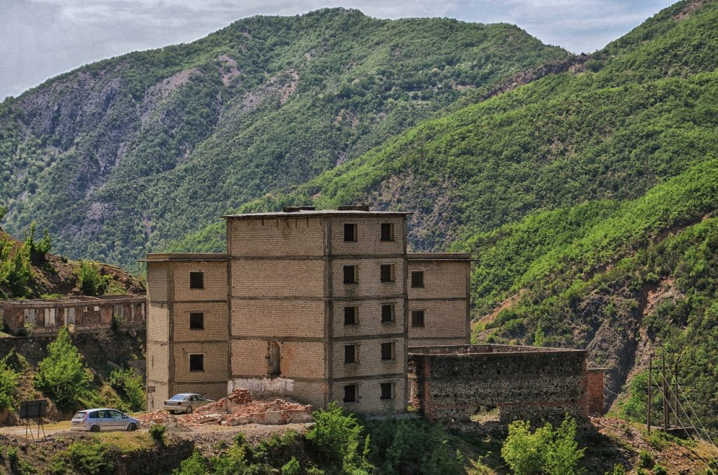 Spac prison Albania
