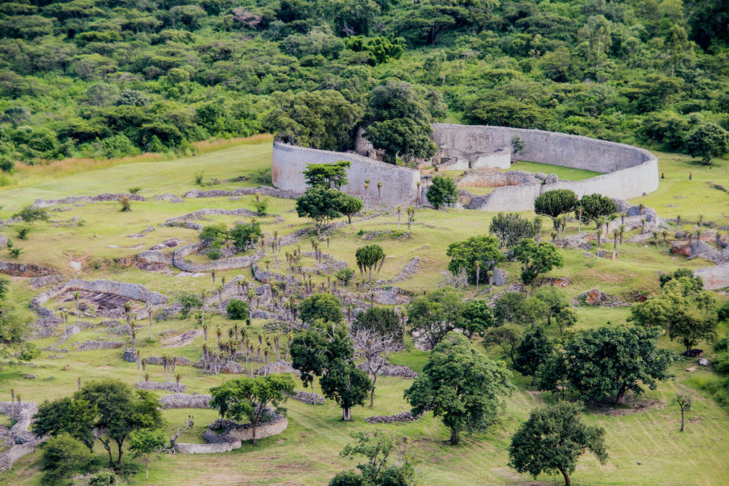 Ancient relics: a selection of Africa's most remarkable ruins