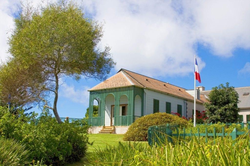 Longwood House St Helena napoleon