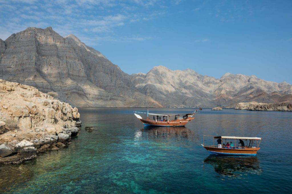 Dhow Cruise Musandam by Martchan Shutterstock