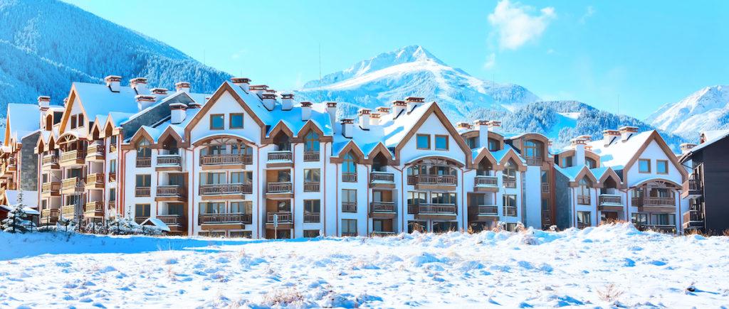 Bansko Ski Resort Bulgaria by Nataliya Nazarova, Shutterstock