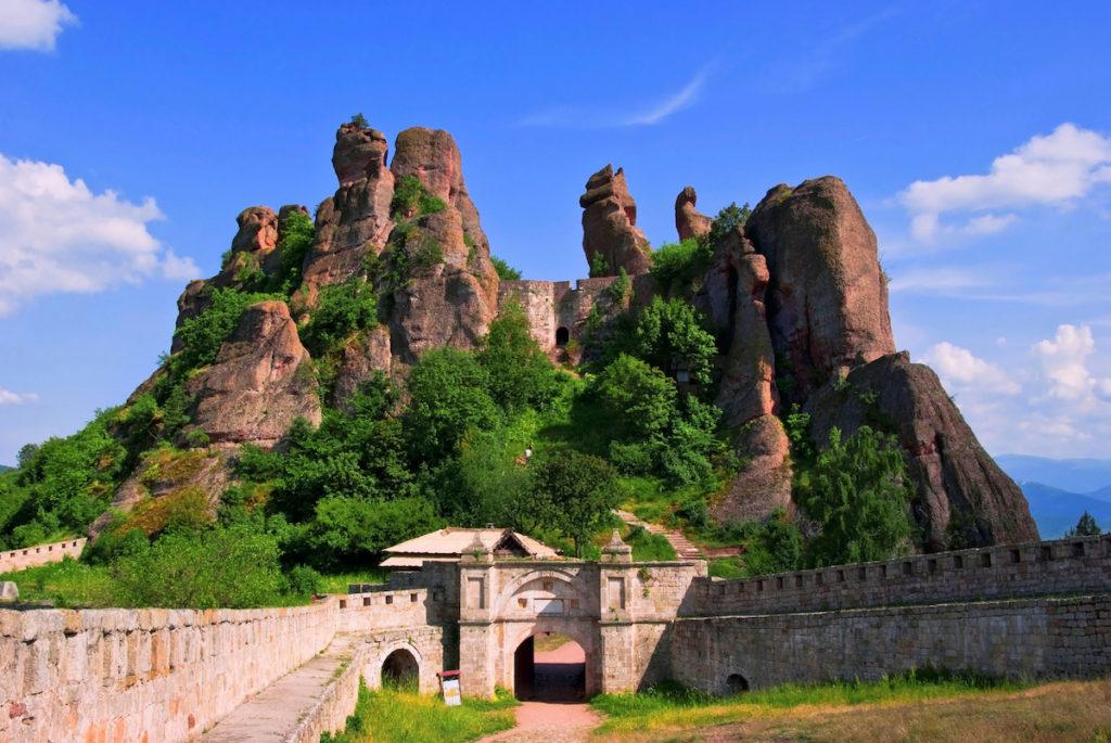 Belogradchik fortress Bulgaria by Iliza, Shutterstock