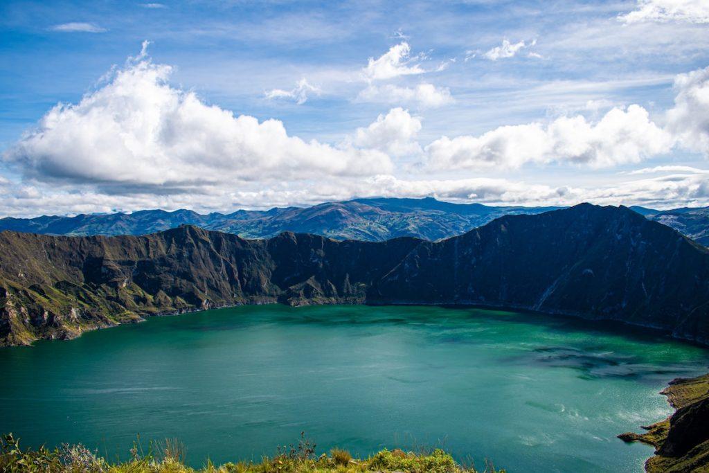 Lake Ecuador by Robinson Recalde Unsplash, travel winter sun