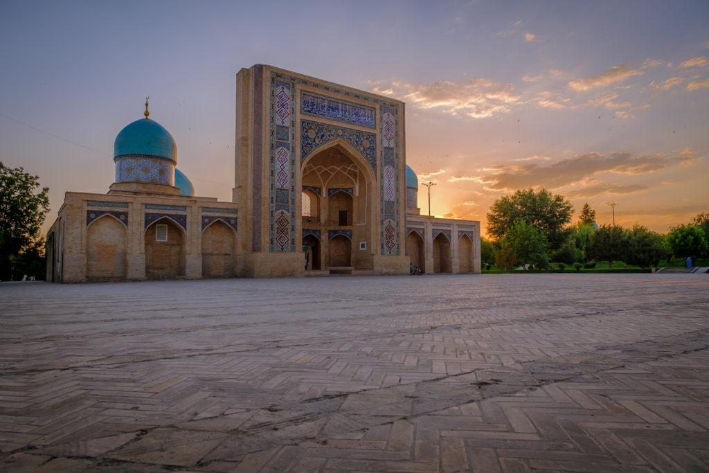 Hazrat Imam Complex Tashkent Uzbekistan by Laurent Nilles