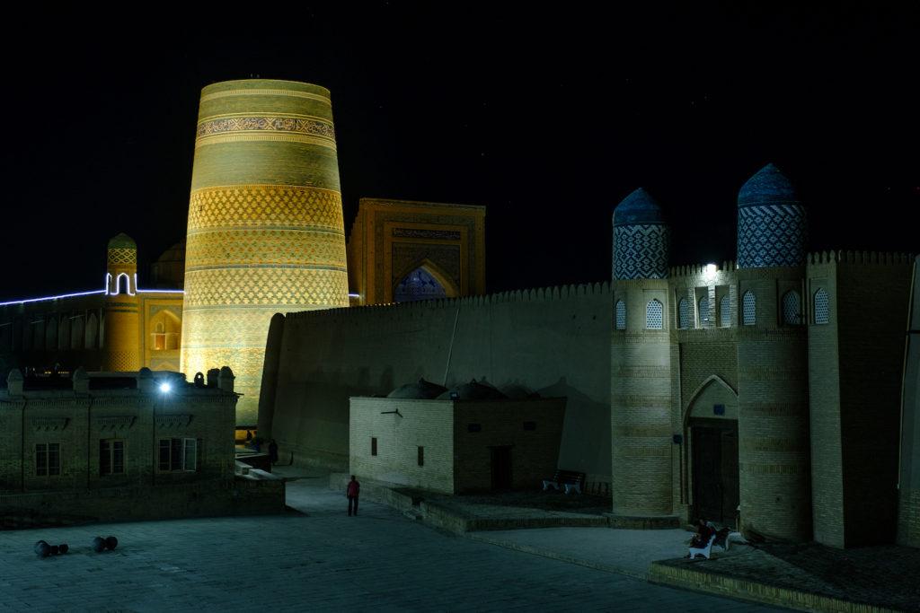 Kalta Minar Khiva Uzbekistan by Laurent Nilles