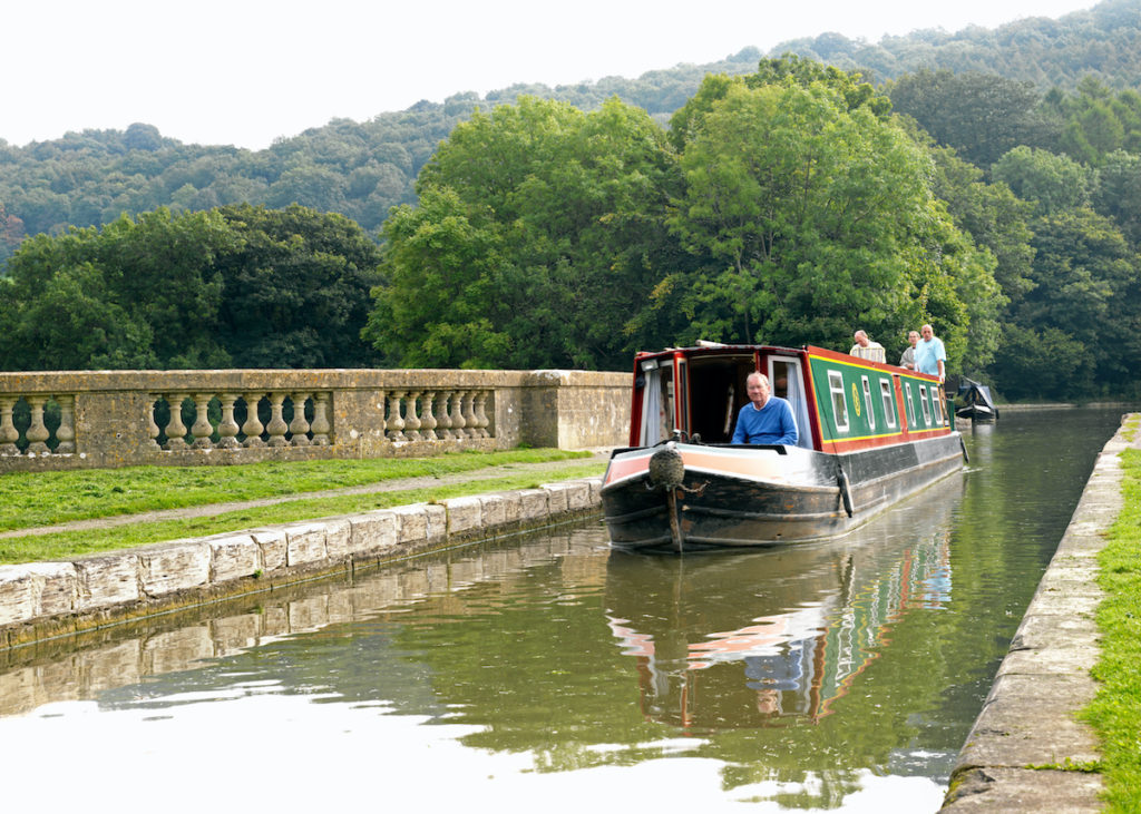 Kennet and Avon Canal Cotswolds by Visit Bath