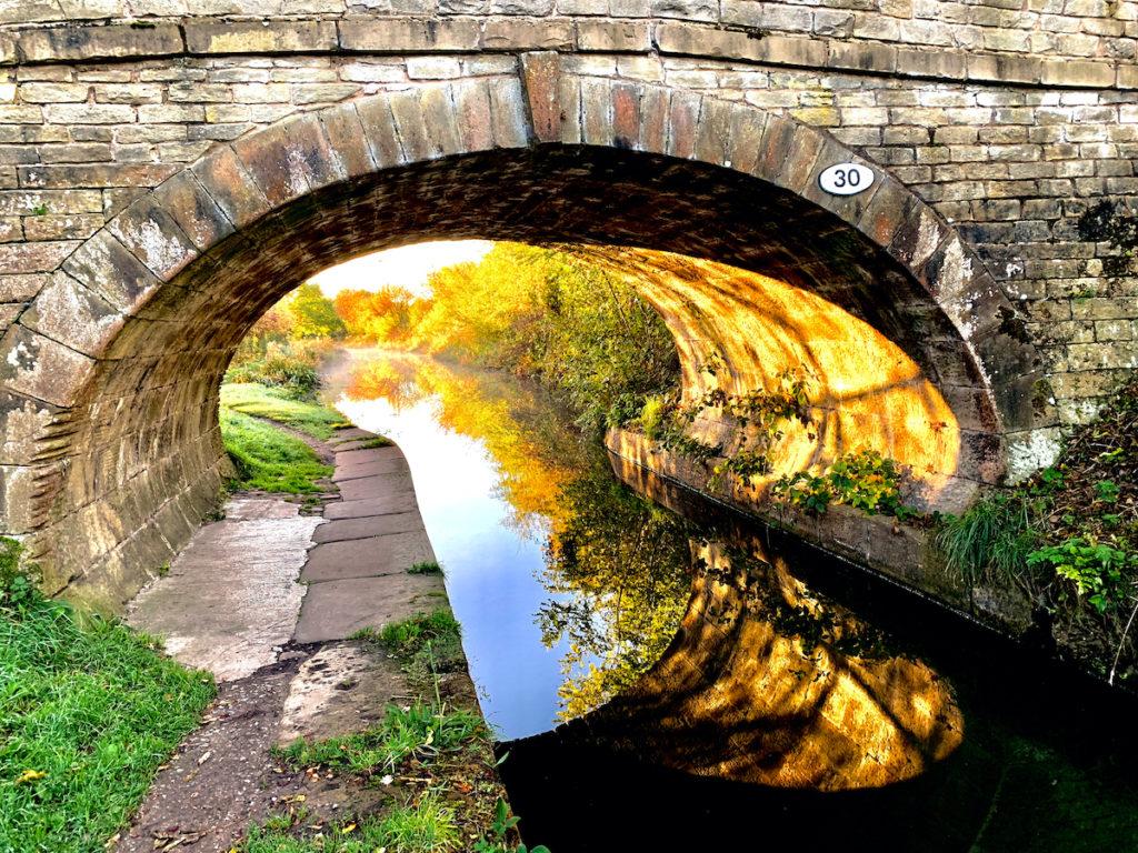 Macclesfield Canal Cheshire by LSurfleet Shutterstock