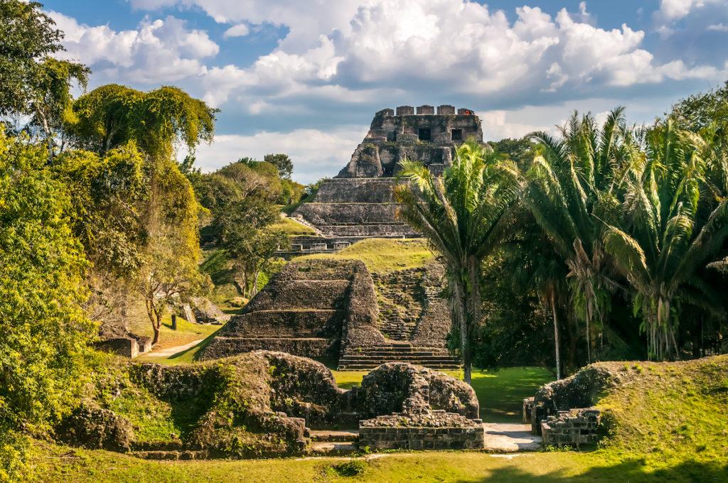 Mayan ruins Belize by milosk50 Shutterstock