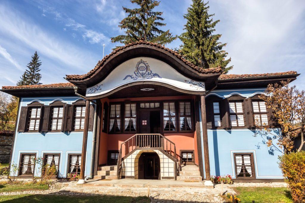 Museum Lutova House Bulgaria by Dafinka Shutterstock