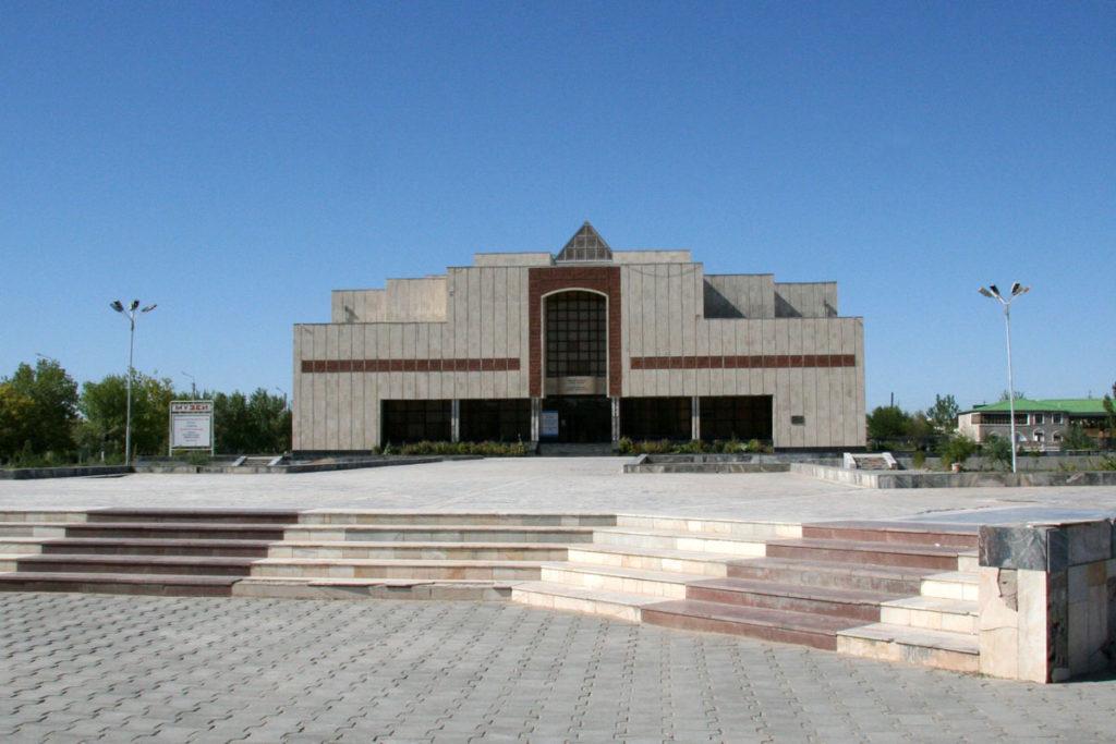 Nukus Art Museum Igor Savitsky Museum by ChanOJ Wikimedia Commons