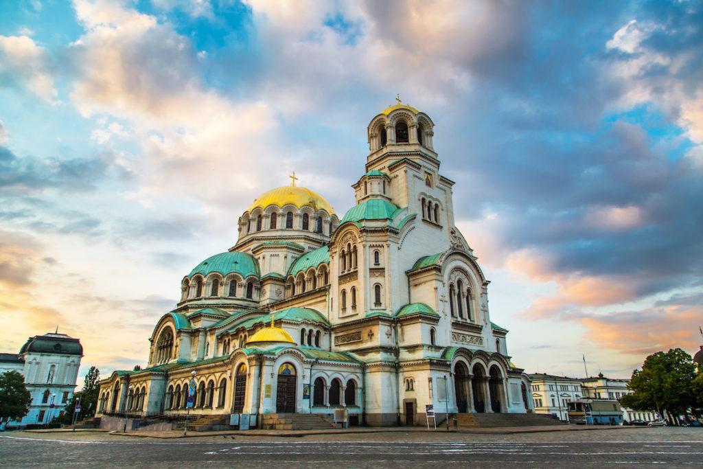St Aleksandur Nevski Church Sofia by Nataliya Nazarova Shutterstock