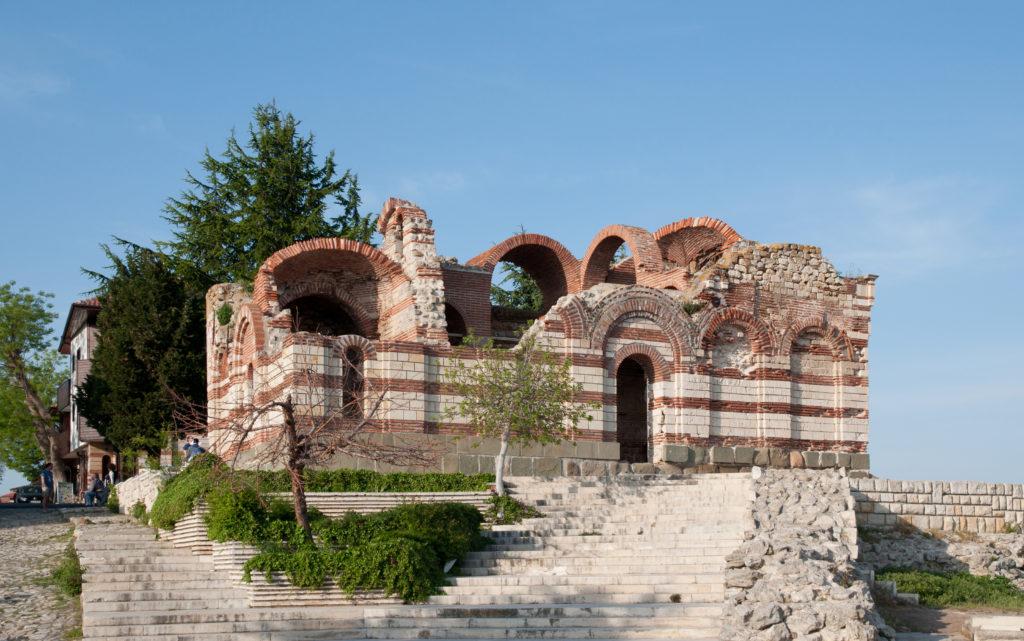St John Aliturgitos Church Bulgaria by MrPanyGoff, wikimedia Commons