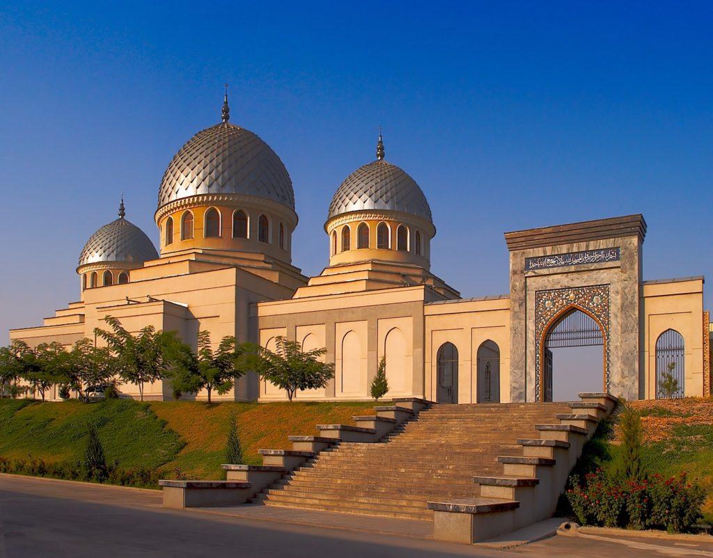 Juma Mosque Tashkent by Alexei Averianov Dreamstime