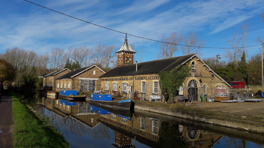 Grand Union Canal Chilterns by Helen and Neil Matthews canal walks England