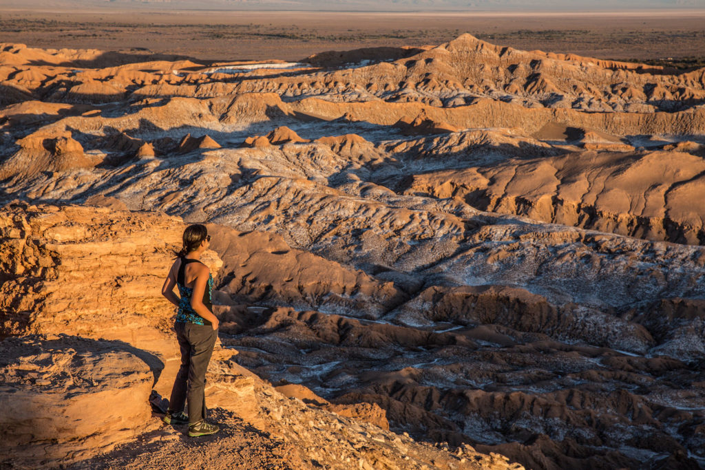 Valle de la Luna Atacama Desert by Nori Jemil