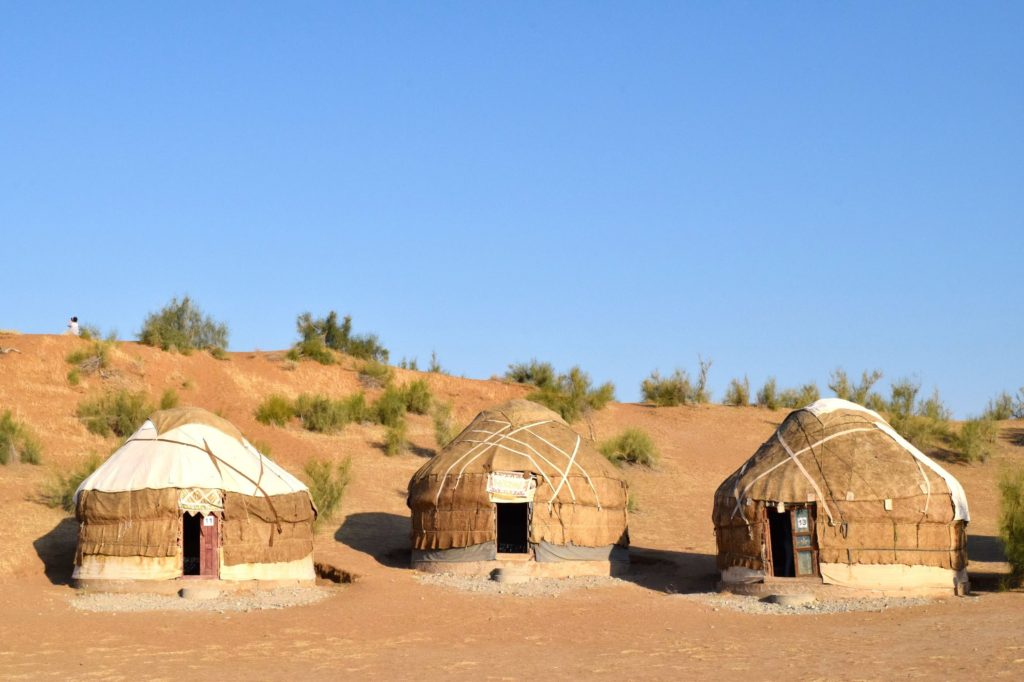 Yurt Camp Uzbekistan by Maximum Exposure Productions