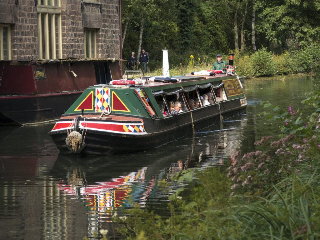 Cromford waterway Peak District by david muscroft Shutterstock canal walks England