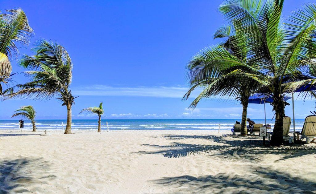 La Beach Ghana by eappiah Shutterstock