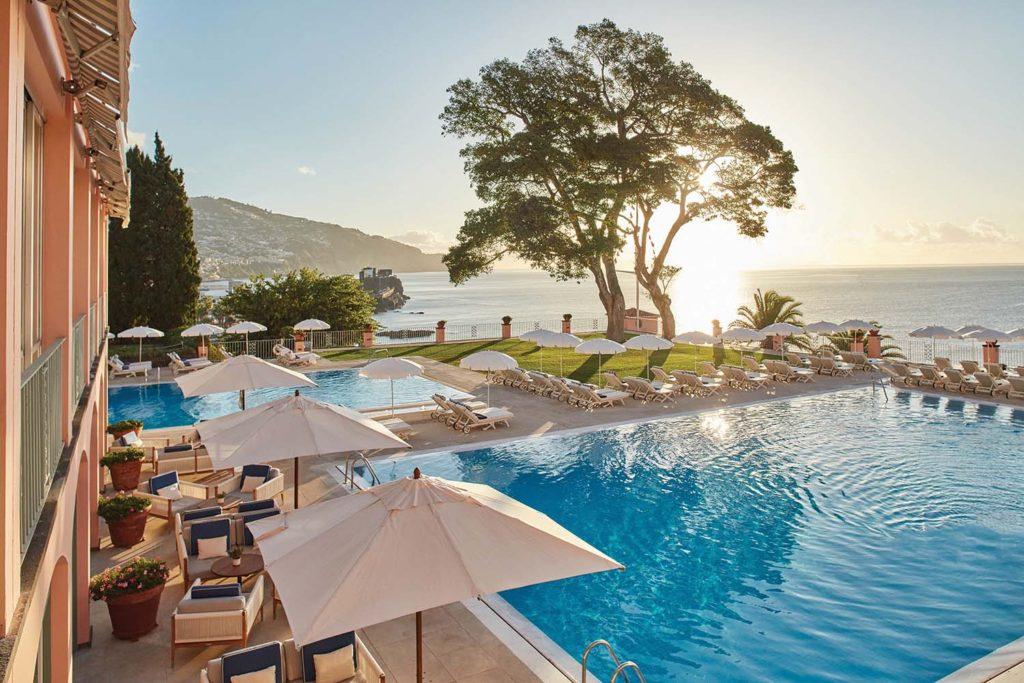 Belmond Reid's Palace Kirker Holidays best travel deals by Kirker Holidays