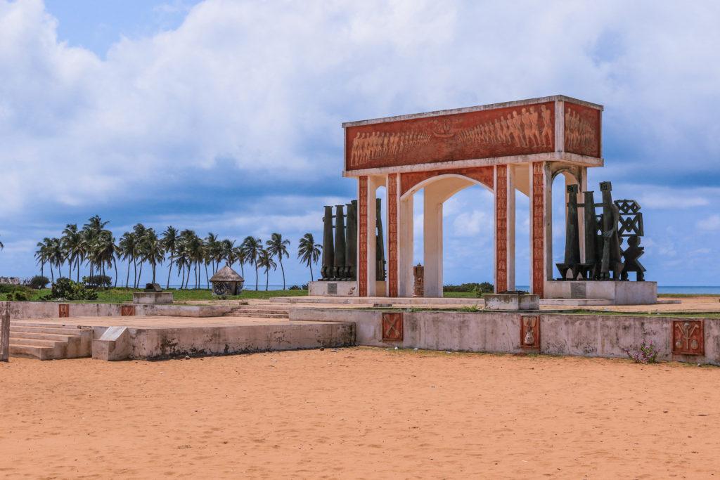 Gate of No Return, Ouidah, Dave Primov, Shutterstock