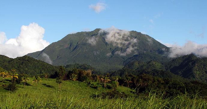 Morne Trois Pitons Dominica Natural Wonders Paul Crask