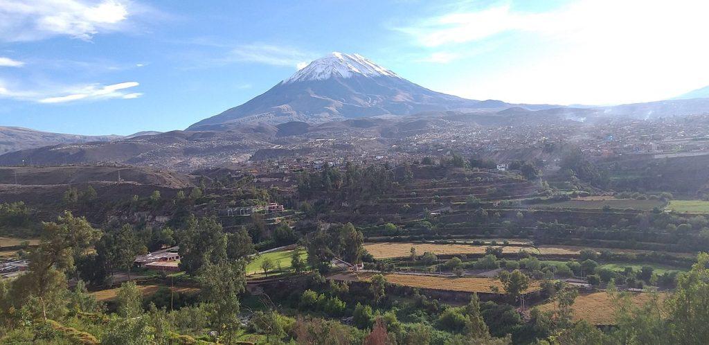 Lesser-Known Mountains El Misti Peru