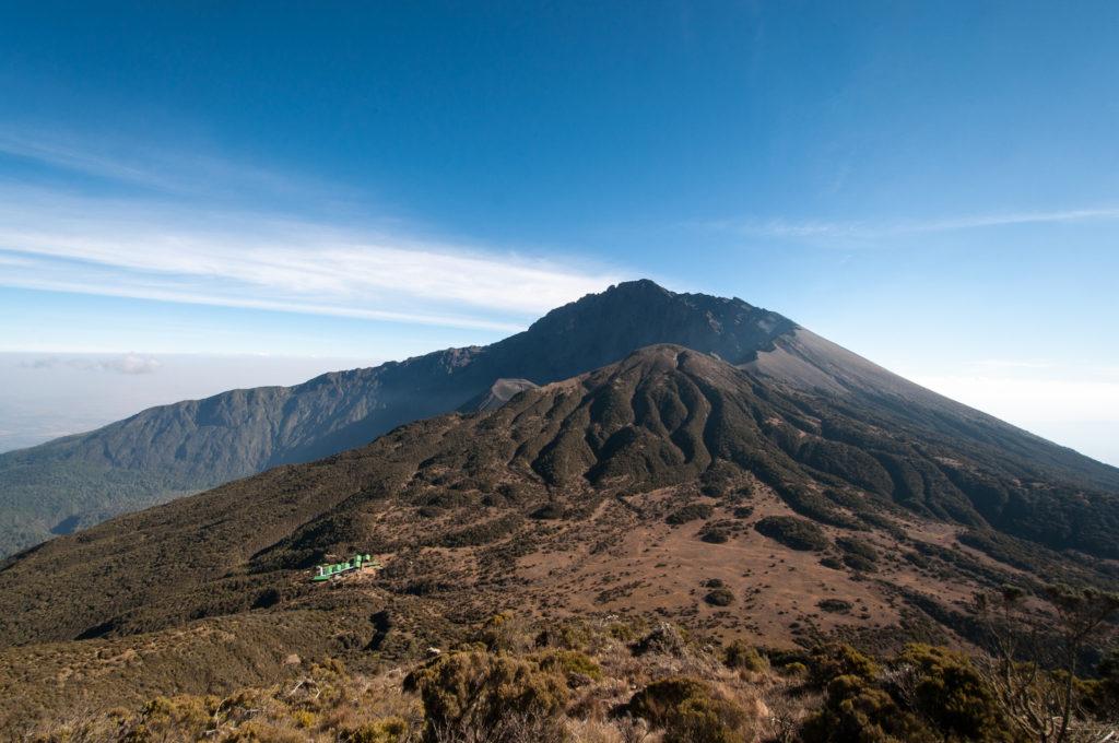 Lesser-Known Mountains Mount Meru Tanzania