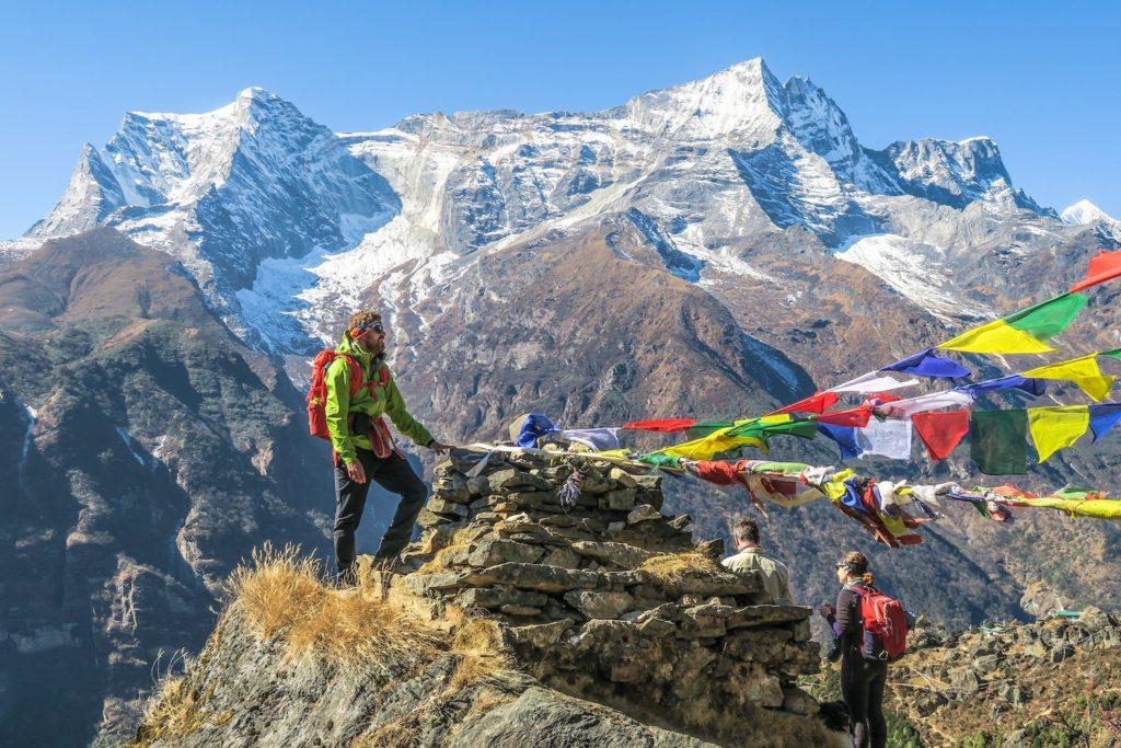 Namche Bazaar Viewpoint Nepal Everest Trek by Sebastian Pena Lambarri Unsplash