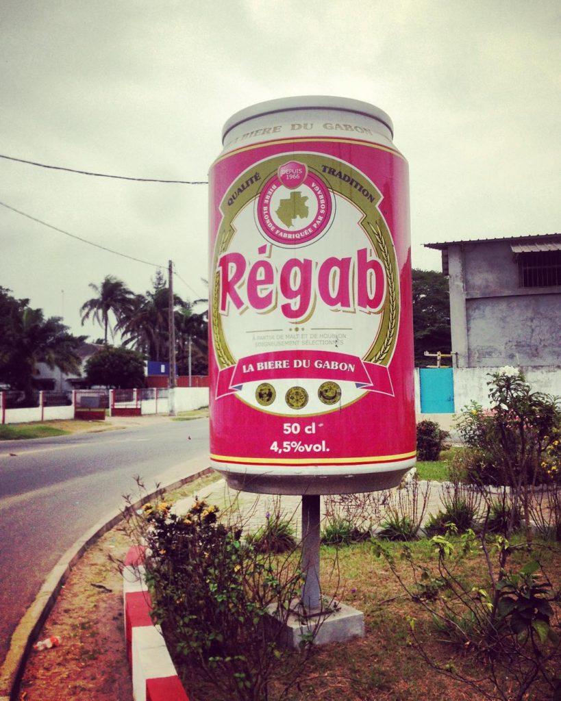 regab, food and drink in gabon, sean connolly