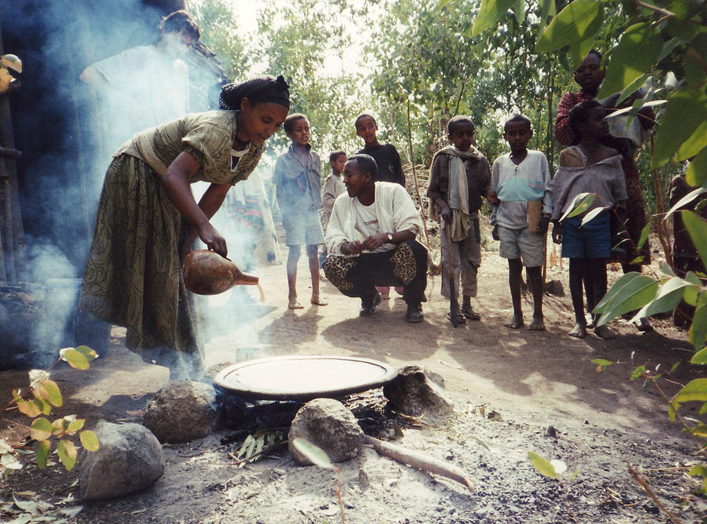 inerja, food and drink in ethiopia, monaxle, wiki