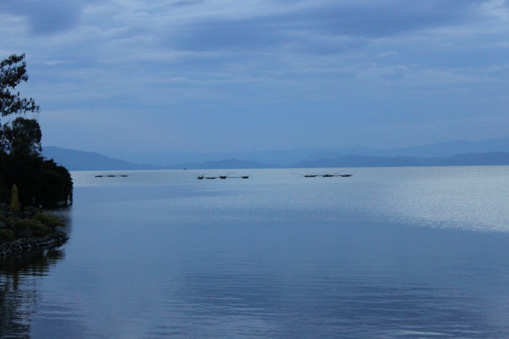 Lake Kivu, Rwanda, Anna Moores