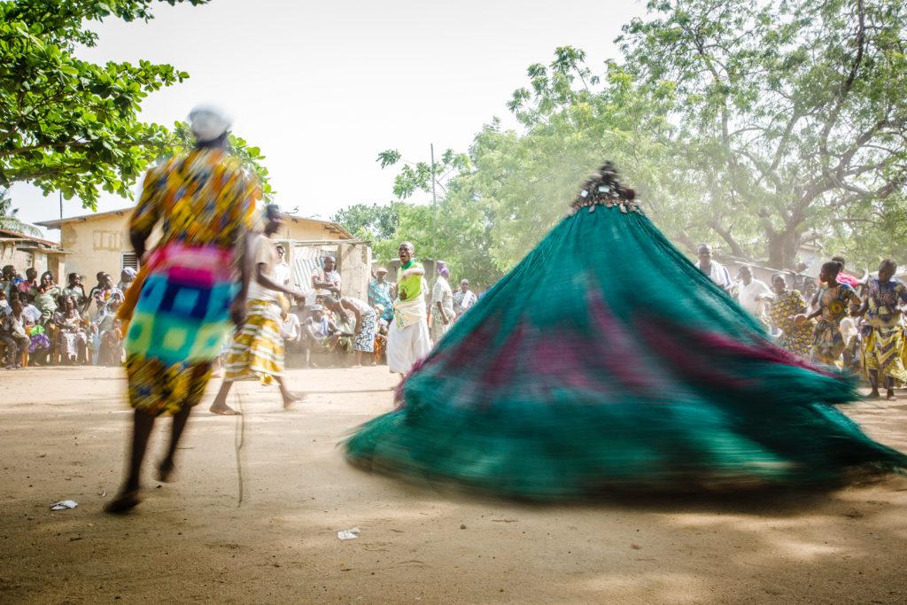 Voodoo festival, when to visit Benin, Stuart Butler