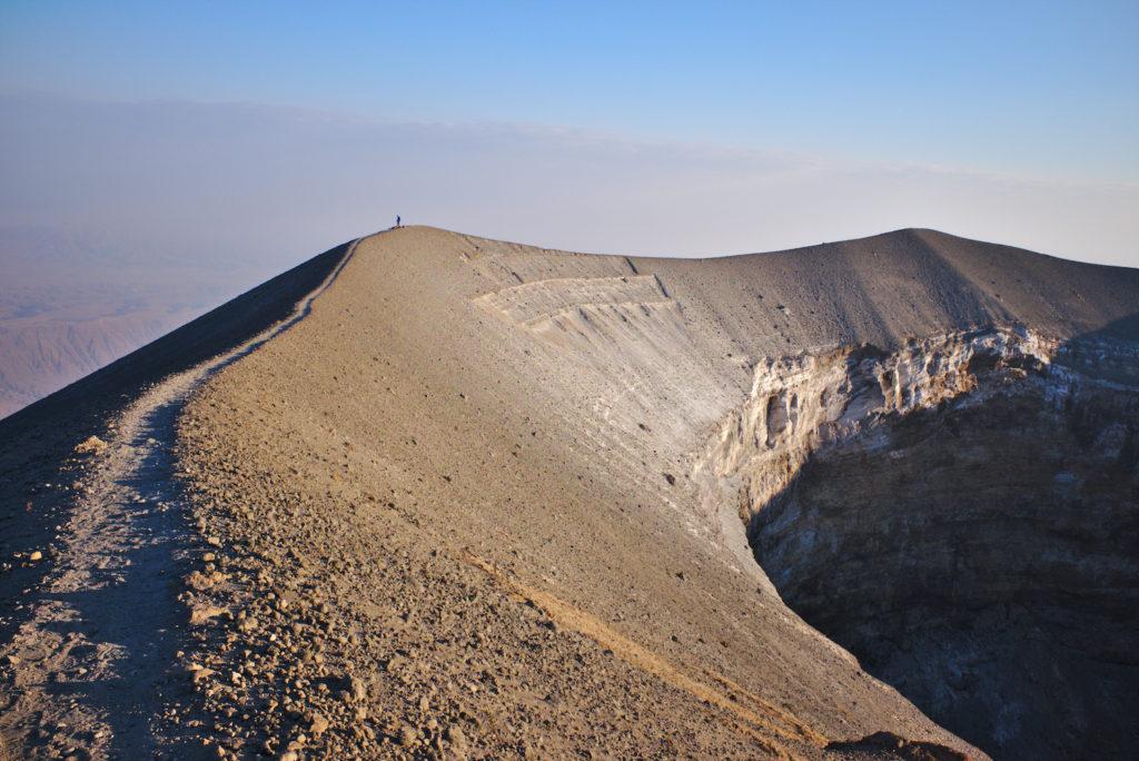 Al Doinyo Lengai Volcano Crater Rim Tanzania by Koppers Shutterstock