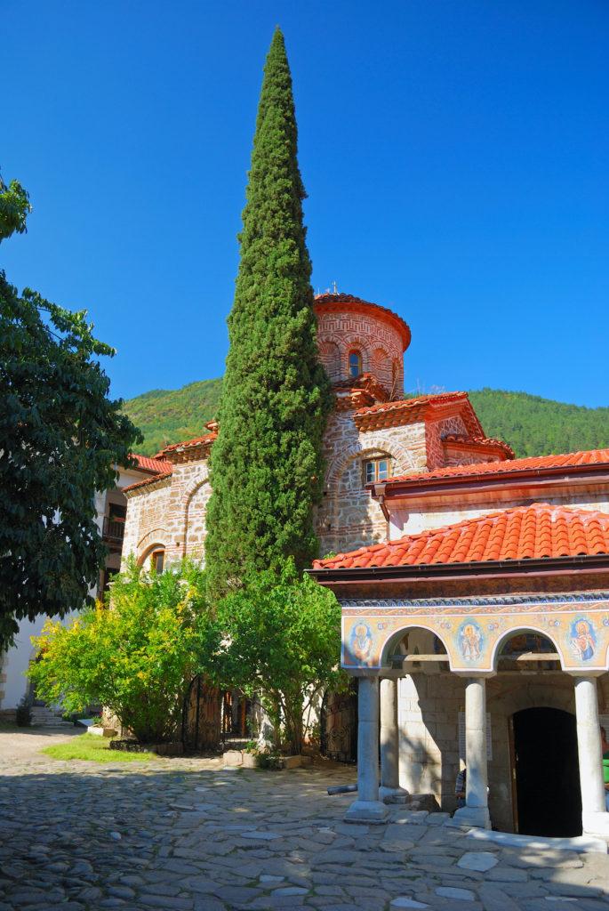 Bachovo Monastery by Sergieviev Shutterstock
