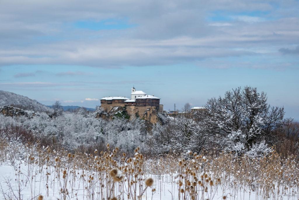 Glozhenski Monastery by Vislupus Wikimedia