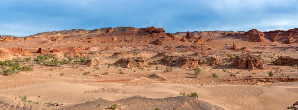 Gobi Desert Mongolia by Tokareva Irina Shutterstock