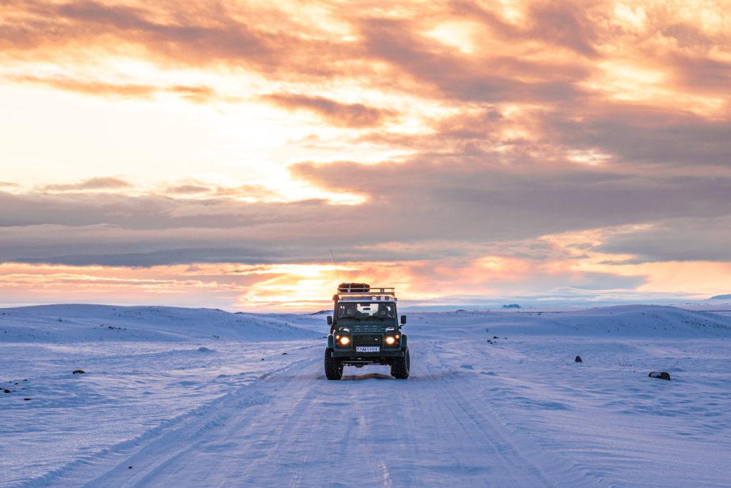 Land Rover Iceland Adventure by Amarok Adventures