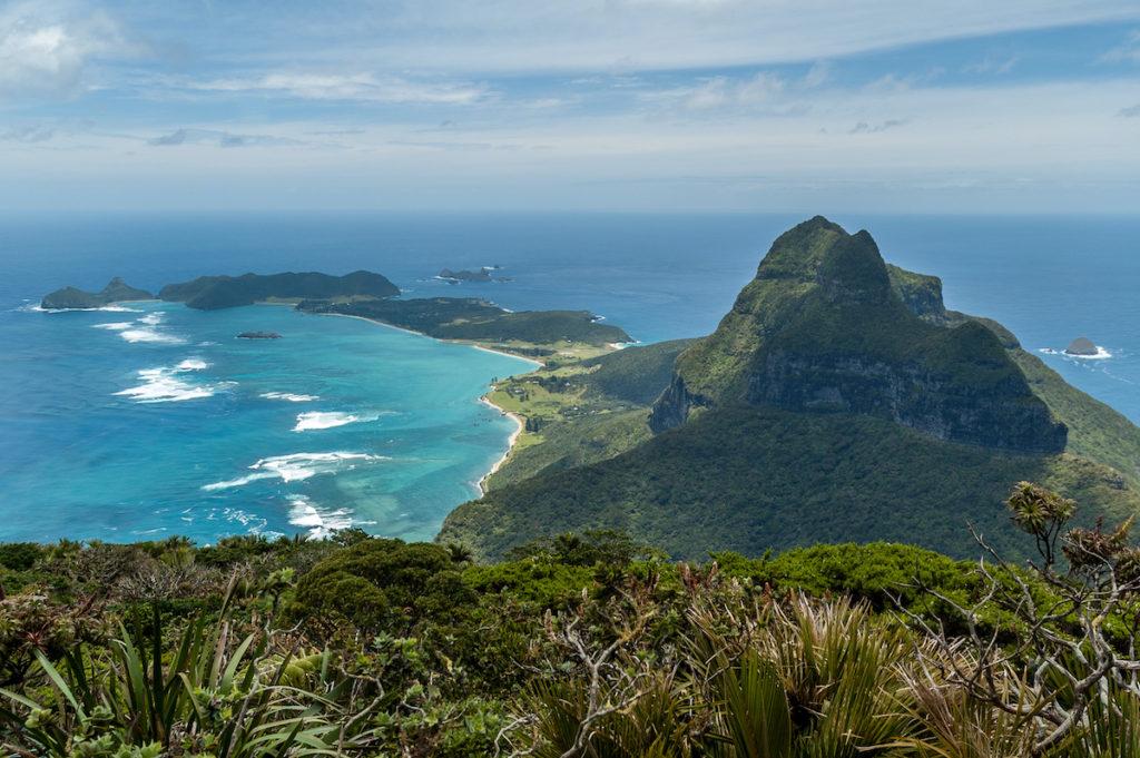 Lord Howe Island Australia Steve Todd Shutterstock