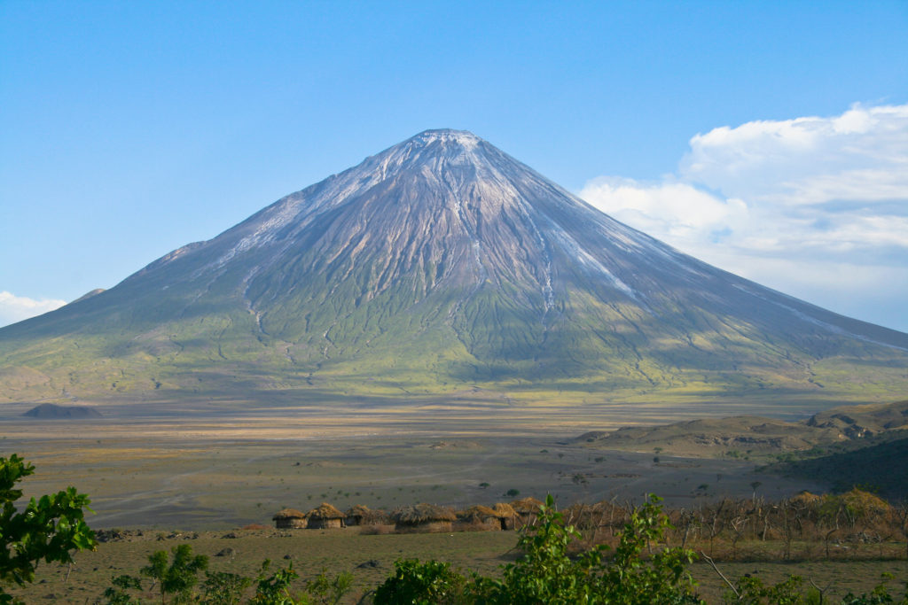 Ol Doinyo Lengai Volcano Tanzania by Aleksandr Sadkov, Shutterstock